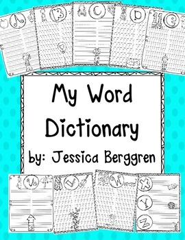 My Word Dictionary