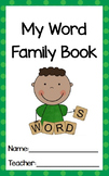 My Word Family Book