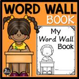 Word Wall Book