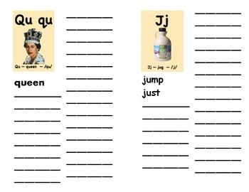 My Word Wall Book Interactive Writing Word Wall Book