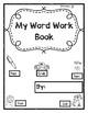 My Word Work Book