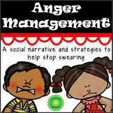 Anger No Swearing Social Story
