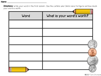How Much is Your Word Worth?