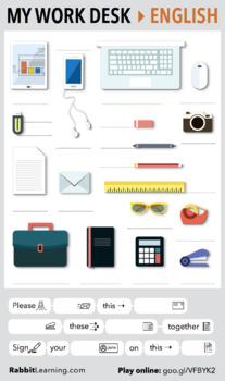 My Work Desk > PDF + Interactive Lesson