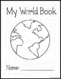 My World Book By Johnson Creations