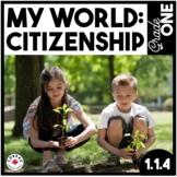 My World: Citizenship | Alberta Social Studies Curriculum