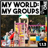 My World: My Groups | Alberta Curriculum