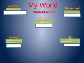 My World Project