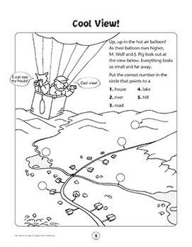 My World in Maps Grades 1-3