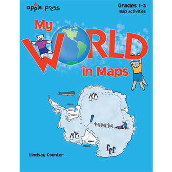 My World in Maps Grades 1-3