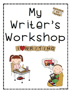 My Writer's Workshop Cover