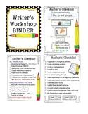 My Writing Checklist - Updated Version