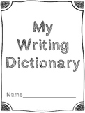 My Writing Dictionary - for students