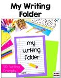 My Writing Folder