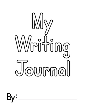My Writing Journal (1st Grade)
