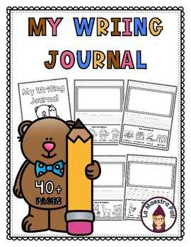 Journal for Beginning Writers