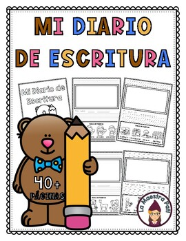 Journal for Beginning Writers in Spanish