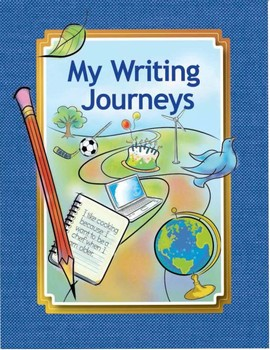 Easter Fun and More-My Writing Journeys Booklet-Sample