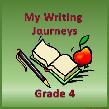 My Writing Journeys Grade 4