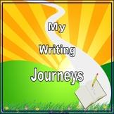 My Writing Journeys-Junior Grades-FREE