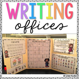 Independent Writing Offices {K-2}
