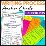Writing Process Charts and Checklists