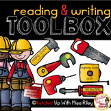 My Writing and Reading Toolbox