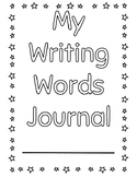My Writing Words Journal