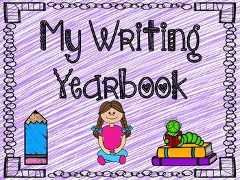My Writing Yearbook :)