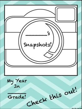 My Year In A Snap--Memory Book