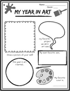 My Year in Art