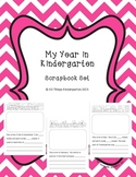 My Year in Kindergarten - Scrapbook Kit
