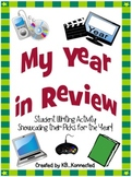 My Year in Review (Create a Booklet/Writing Activity)