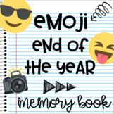 Emoji Memory Book End of the Year Printable Activities