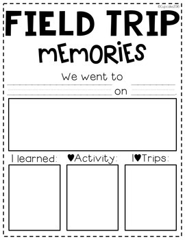 My Year in School Memory Book {Use ALL YEAR!}