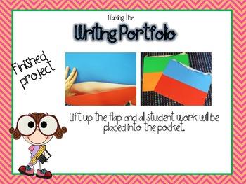 My Year in Writing: Student Writing Portfolio