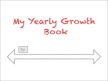 My Yearly Growth Book