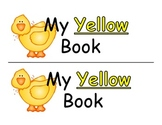 My Yellow Book: Speech Therapy