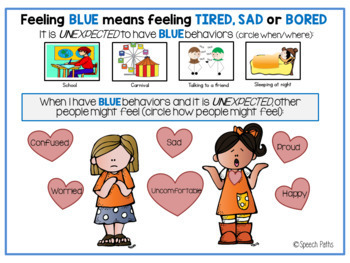 Emotions Workbook: What Color Are My Feelings? Elementary