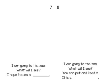 My Zoo Book of Riddles