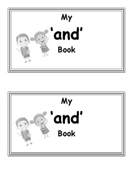 My 'and' Book