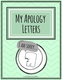 My apology letter - templates