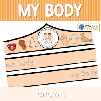 My body crown