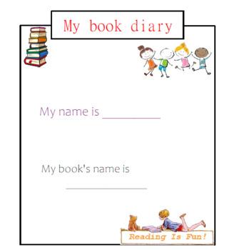 My book diary