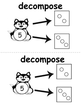 Compose and decompose numbers