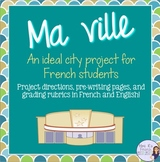 French city project - ma ville