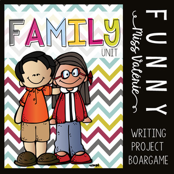 My family - Writing Project