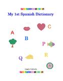 My first Spanish alphabet book