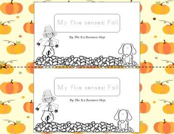 My five senses seasonal bundle