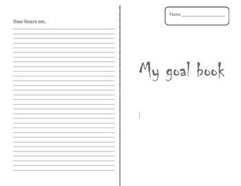 My goal book